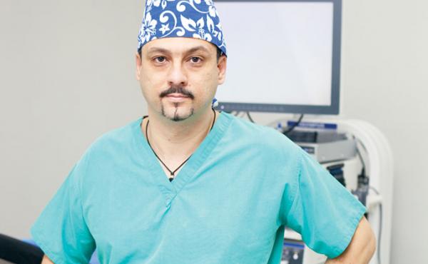 Δρ. Αντρέας Καβαλλάρης