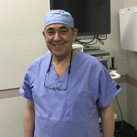 Δρ. Γεώργιος Μπαχτσετζής